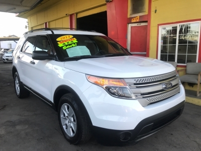 2014 Ford Explorer 4WD 4dr Base