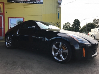 2005 Nissan 350Z 2dr Cpe Enthusiast Manual