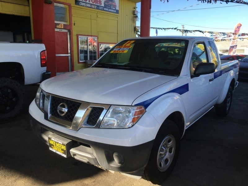 2012 Nissan Frontier 2wd King Cab I4 Auto Sv Inventory