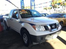 2012 Nissan Frontier