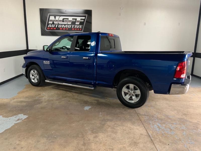 RAM 1500 2018 price $21,888