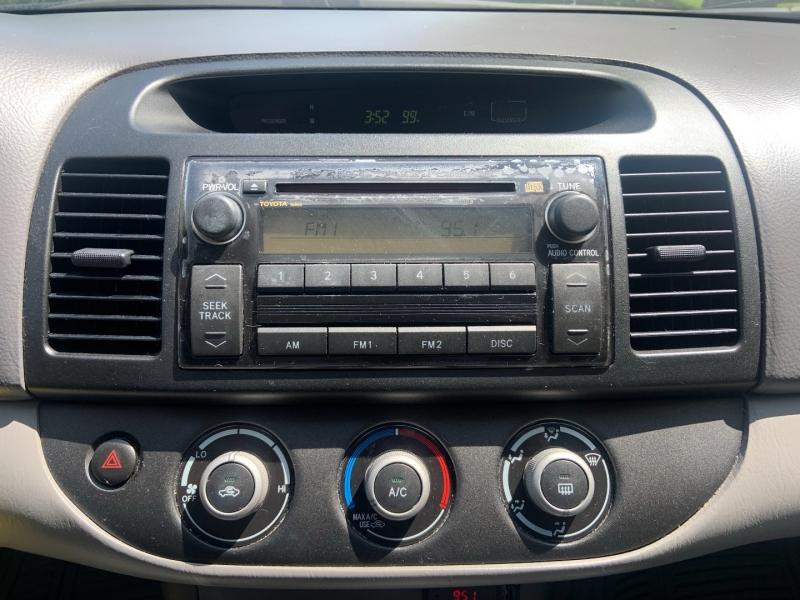 Toyota Camry 2005 price $6,888
