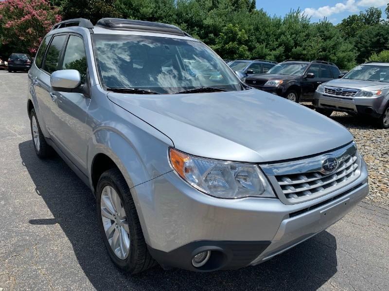 Subaru Forester 2012 price $8,950