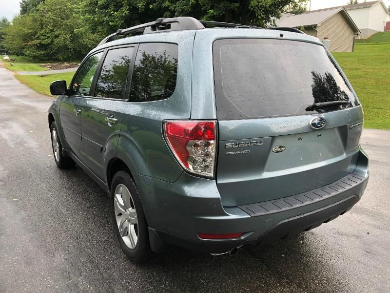 Subaru Forester 2009 price $9,450