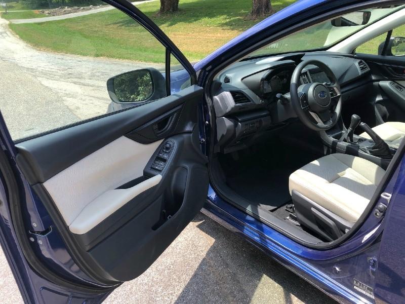 Subaru Impreza 2017 price $12,450