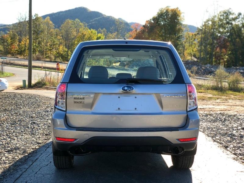 Subaru Forester 2009 price $8,950