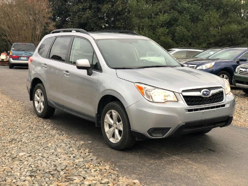 Subaru Forester 2016 price $13,950