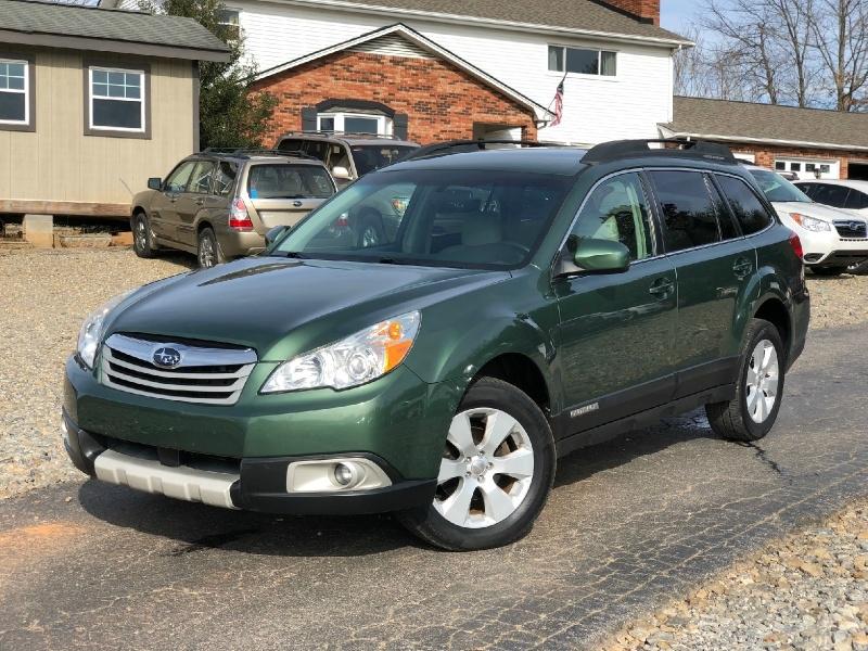 Subaru Outback 2010 price $8,450