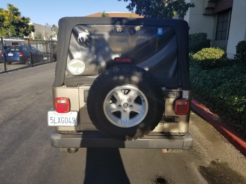 Jeep TJ 2005 price $13,995