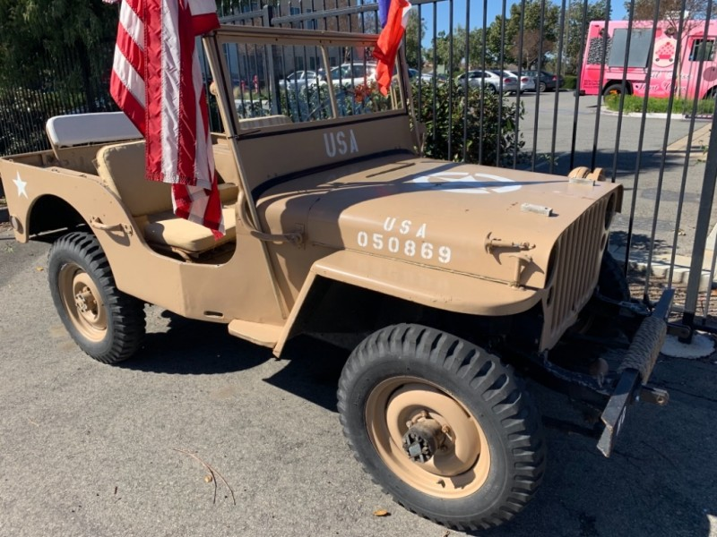 Willys Other 1945 price $5,595