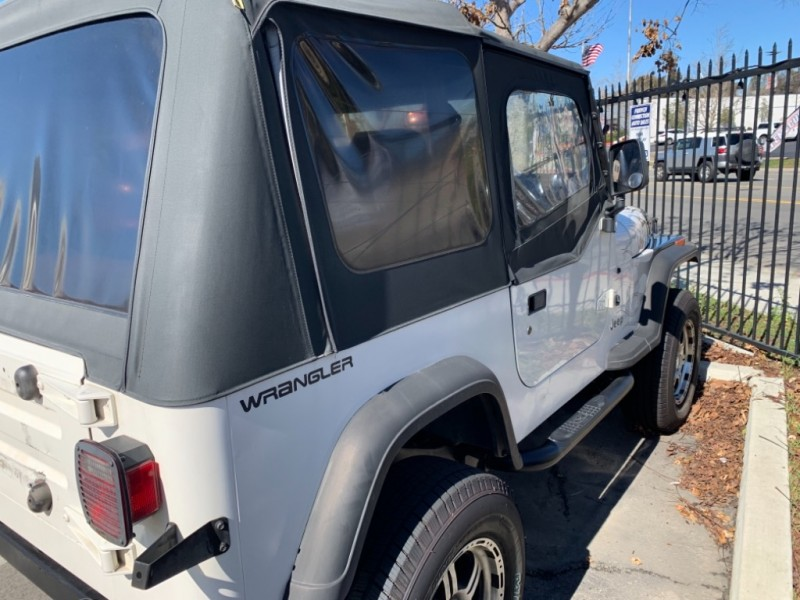 Jeep Wrangler 1995 price $5,495