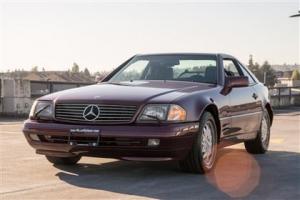 Mercedes-Benz SL Class 1996