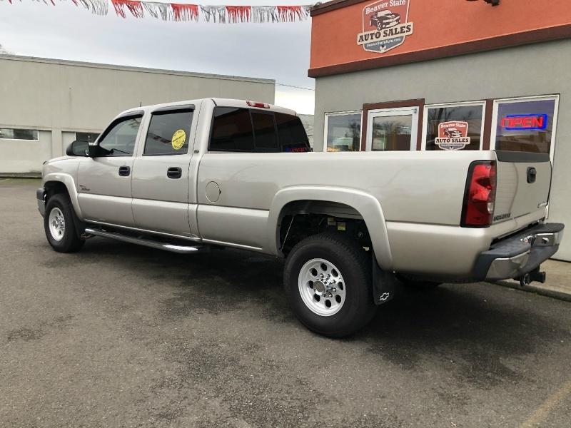 Chevrolet Silverado 3500 2004 price $24,880