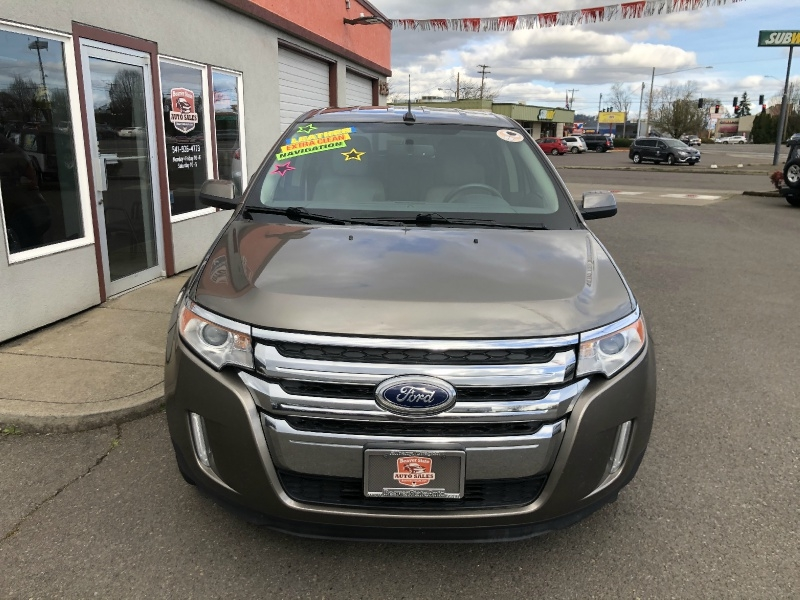 Ford Edge 2013 price $11,880