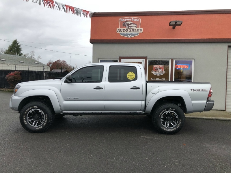 Toyota Tacoma 2013 price $24,880