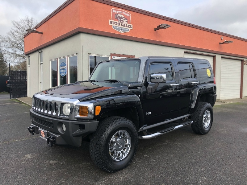 Hummer H3 2007 price $10,880