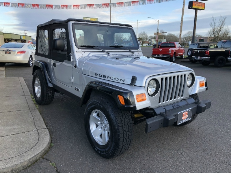 Jeep Wrangler 2006 price $17,880