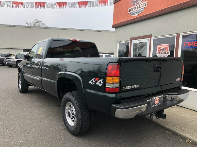 GMC Sierra 2500HD 2004 price $13,880