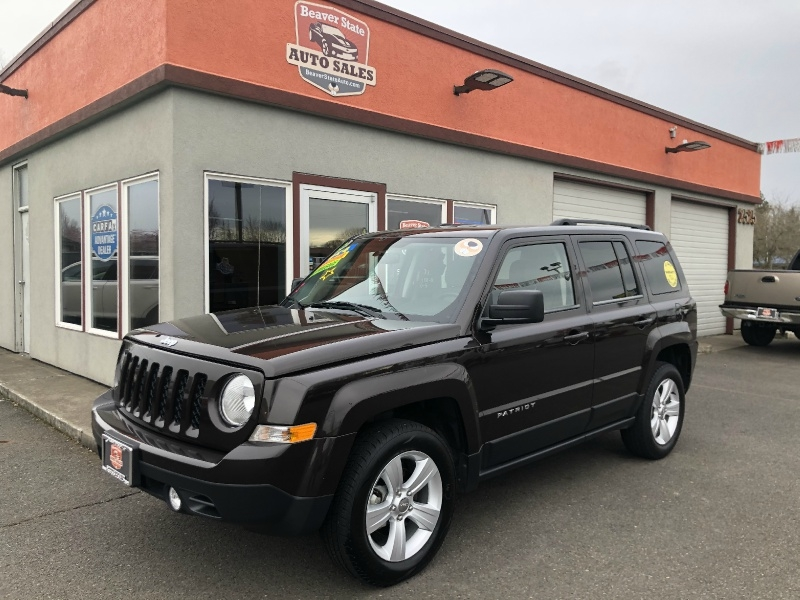 Jeep Patriot 2014 price $11,880