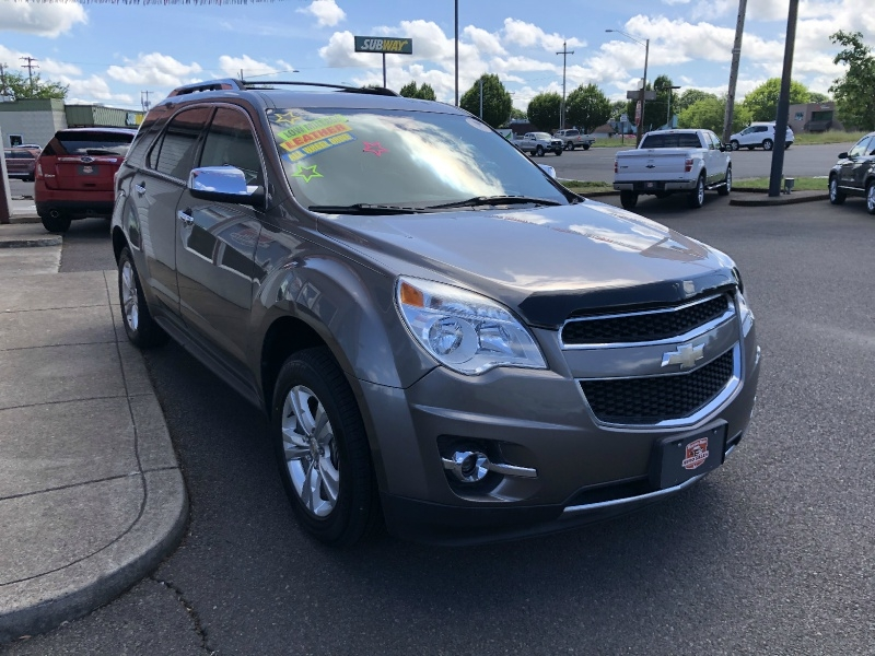 Chevrolet Equinox 2012 price $11,880