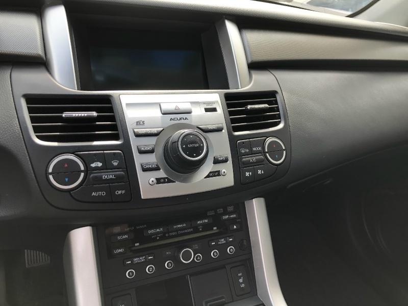 Acura RDX 2007 price $9,880