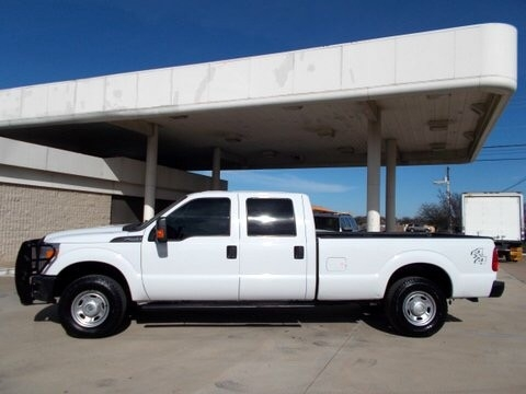 2015 Ford Super Duty F-250 Crew Cab Longbed XL 4x4