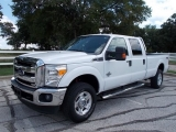 Ford Super Duty F-350 Crew Cab FX4 XLT 2013