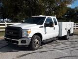 Ford Super Duty F-350 DRW X-Cab Utility Diesel XL 2012
