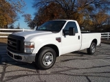 Ford Super Duty F-250 SRW Diesel 2008