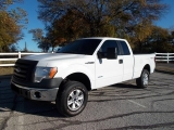 Ford F-150 Ext Cab XL 4x4 2012