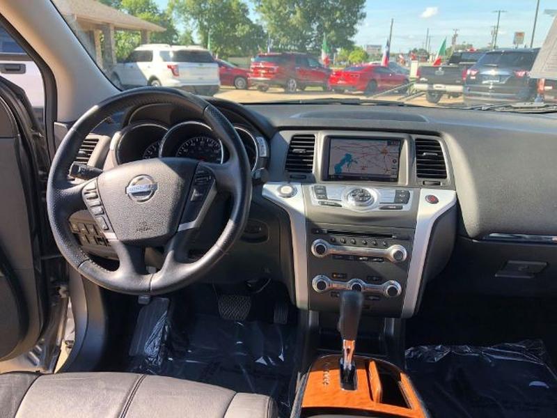 Nissan Murano 2013 price $0