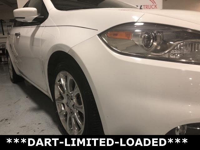 Dodge DART 2016 price $15,500