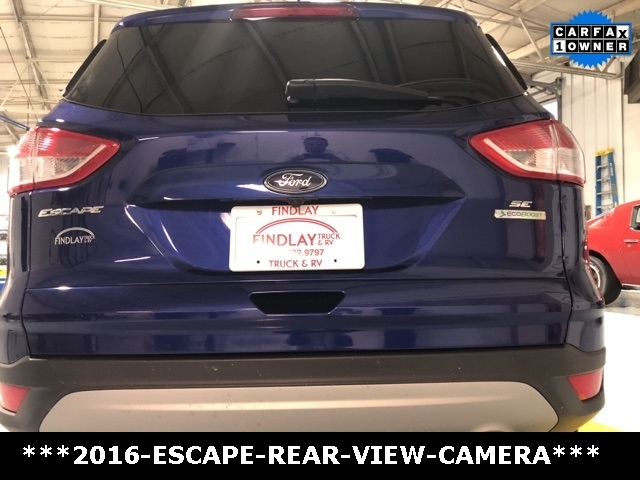 Ford Escape 2016 price $15,950