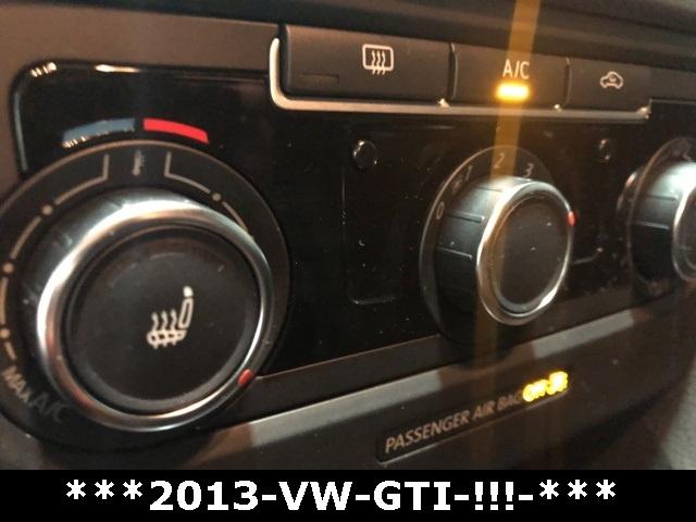 Volkswagen GTI 2013 price $9,950