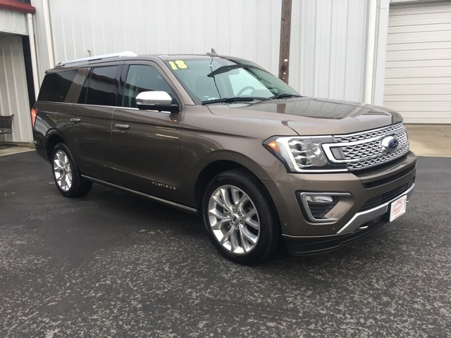 Ford Expedition Max 2018 price $59,950