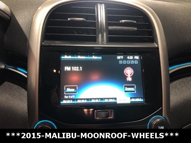 Chevrolet Malibu 2015 price $11,950