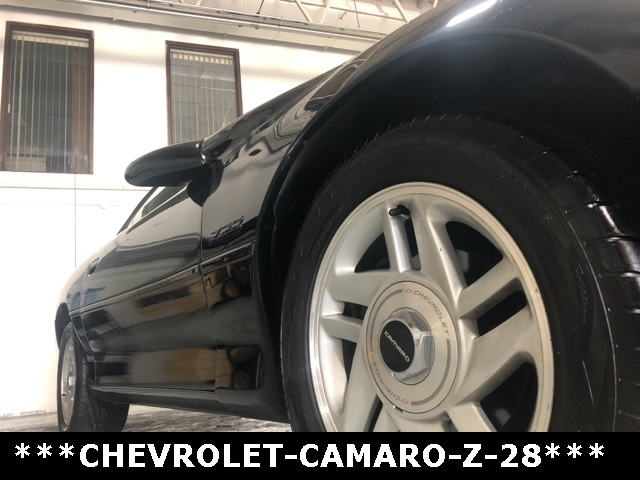 Chevrolet Camaro 1995 price $8,950