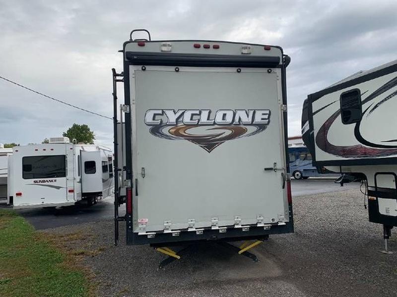 - CYCLONE 4000 ELITE 2014 price $36,500