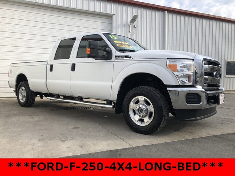 Ford F-250SD 2015 price $29,950