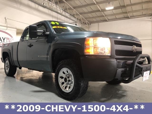 Chevrolet Silverado 1500 2009 price $9,950