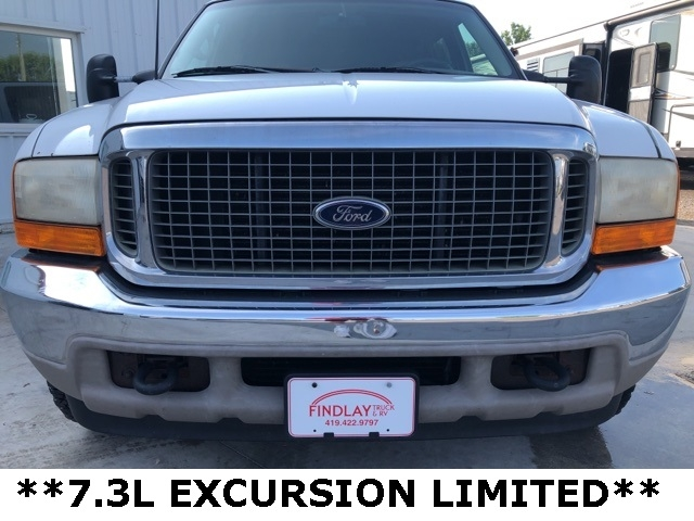 Ford Excursion 2000 price $9,950