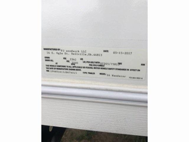 - WANDERER 16' SD 2018 price $10,950