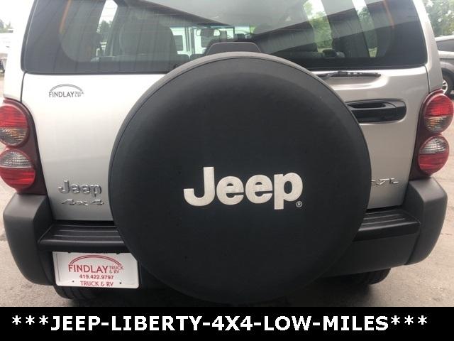 Jeep Liberty 2006 price $7,950