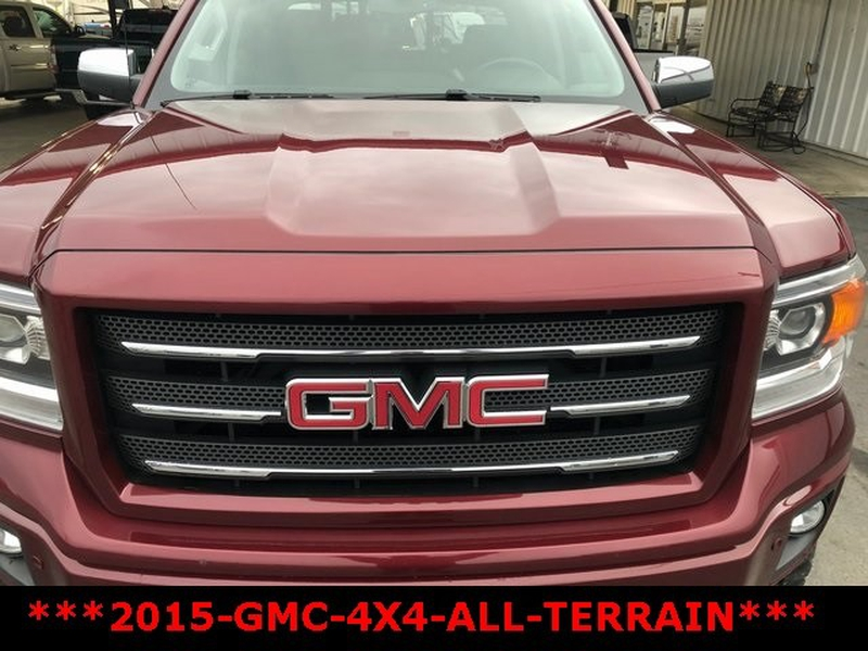 GMC Sierra 1500 2015 price $34,500