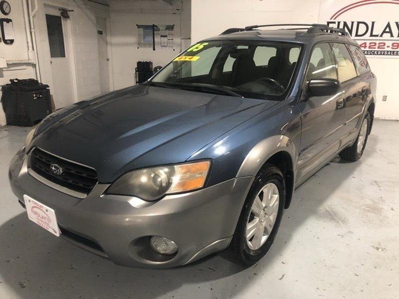 Subaru Outback 2005 price $3,500
