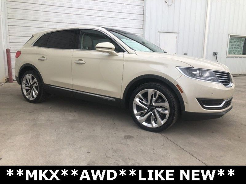 Lincoln MKX 2018 price $29,950