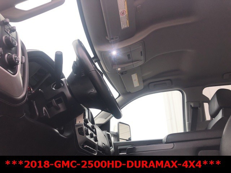 GMC Sierra 2500HD 2018 price $44,950