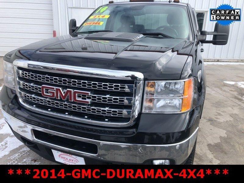 GMC Sierra 2500HD 2014 price $34,950