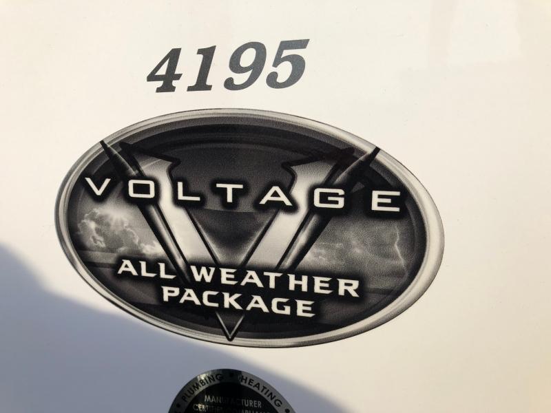 Dutchmen VOLTAGE 4195 2020 price