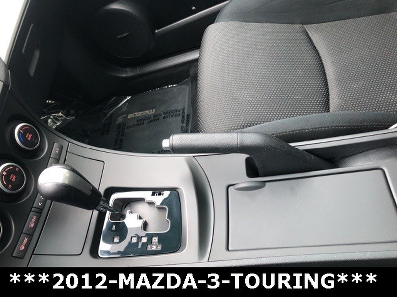 Mazda Mazda3 2012 price $6,495